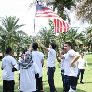 Flag-Raising